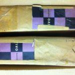 Beipackzettel von 1955