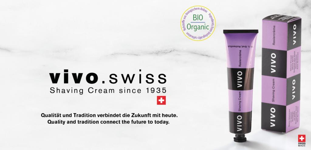 VIVO Shaving Cream